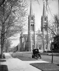 13  Basillica at Colfax and Logan 1912