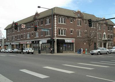 16  Colfax and Pennsylvania 2006