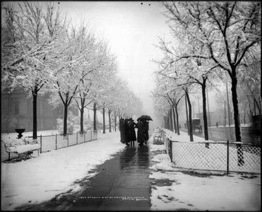 01  Capitol & Colfax in Snow 1913
