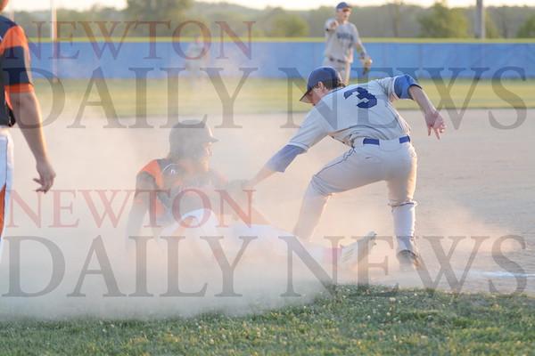 Colfax-Mingo Baseball vs. Twin Cedars July 13, 2017