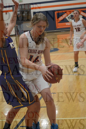 Colfax-Mingo Basketball vs. Keota 1-13-17