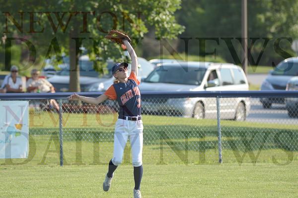 Colfax-Mingo Softball vs. DSM Christian 7-6-18