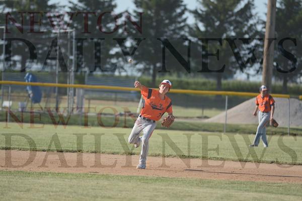 Colfax-Mingo vs. Lynnville-Sully Baseball 6-1-18
