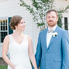Colie and Brad marry at 1870 Farm in Chapel Hill, Saturday, Oct. 15, 2016.