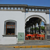 Dining Under The Famous 'Portales' Is A Top Attraction