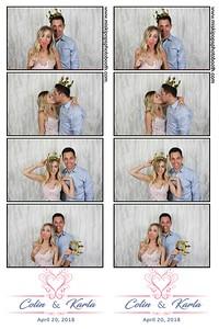 Colin & Karla's Wedding - April 20, 2018