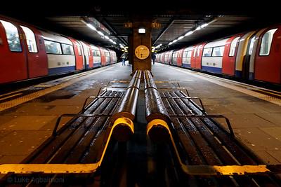 Colindale Station