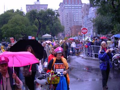 Anti-War Peace March