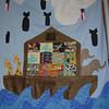 Bombing Noah's Ark Panel