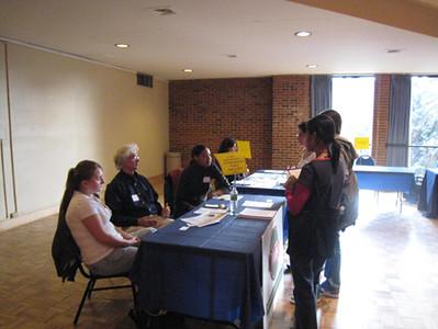 Working for Social Justice: Internships, Volunteer and Career Fair