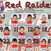 Red Raider Roster Card