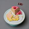 En bid af kagen