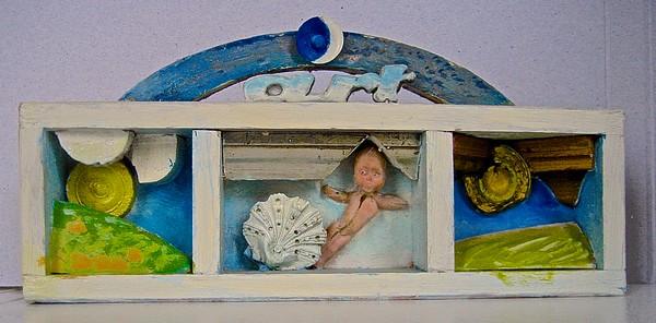 Venus fødes i en muslingeskal