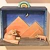 Gysse møder Sfinxen