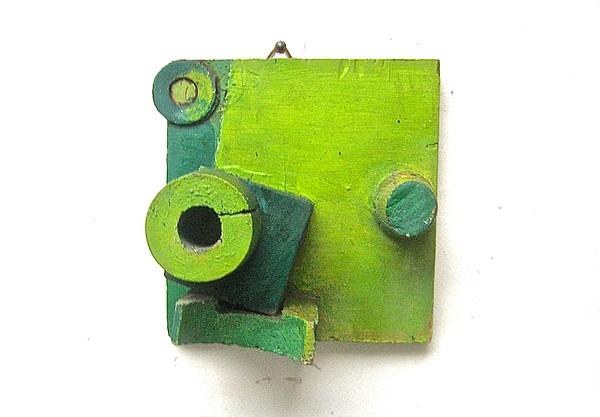 Grøn kubisme