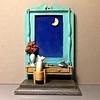 Gysse skriver et digt til månen