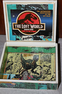 Jurassic Park small box Inside mb 2015 -SOLD-