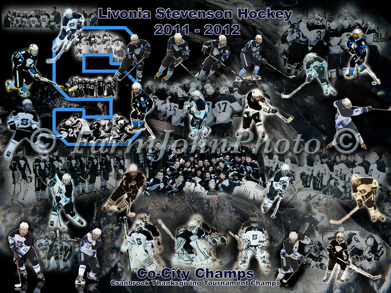LSHS Team Collage 24 x 18 Format Proof 5