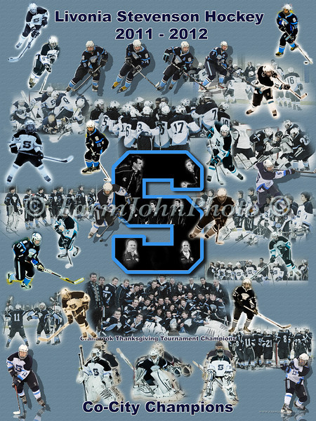 LSHS Team Collage 24 x 18 Format Proof 2