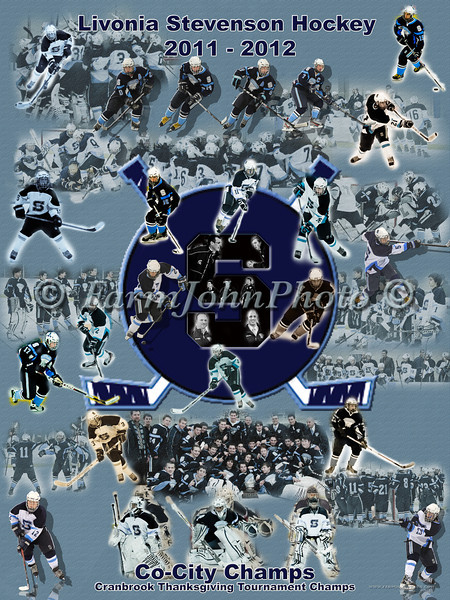LSHS Team Collage 24 x 18 Format Proof 3