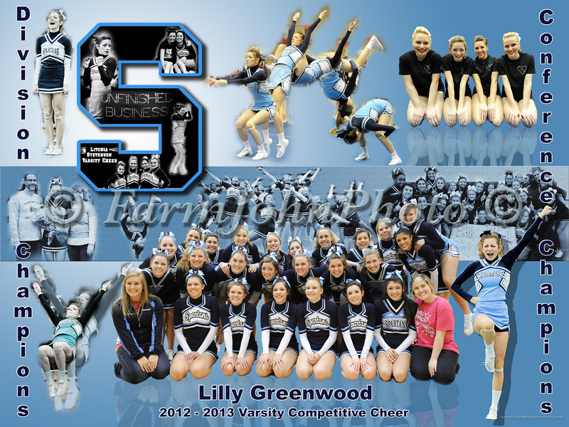 Lilly Greenwood Varsity 24 x 18 Format Proof 1