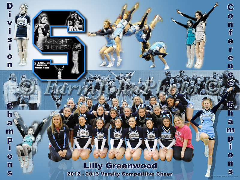 Lilly Greenwood Varsity 24 x 18 Format Proof 2