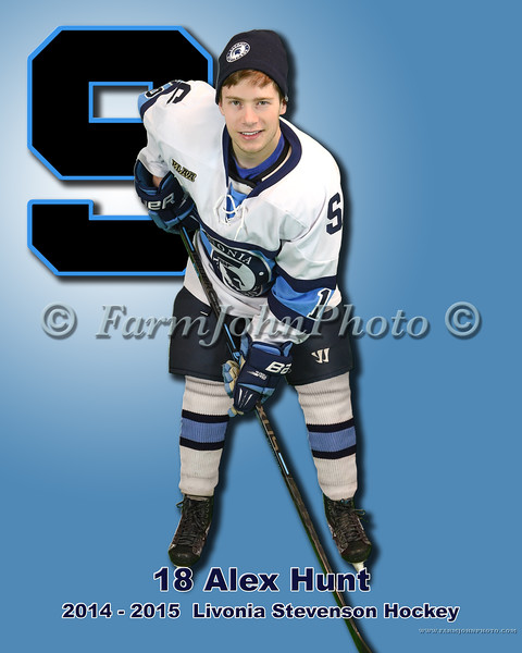 8x10 18 Alex Hunt Proof 2