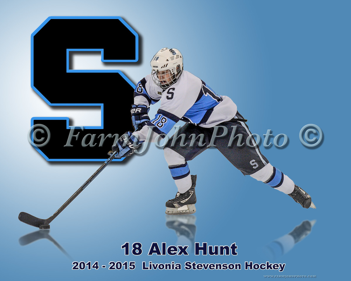 8x10 18 Alex Hunt Proof 7
