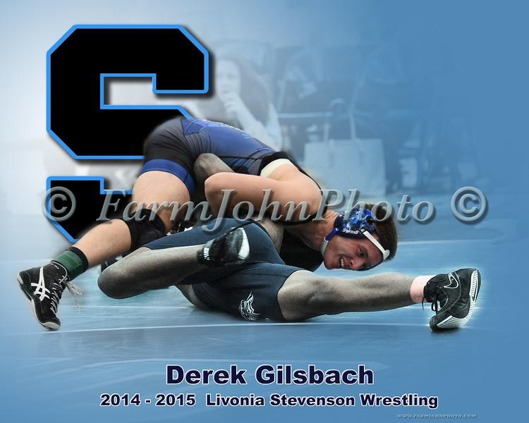 8x10 Derek Gilsbach Proof 1