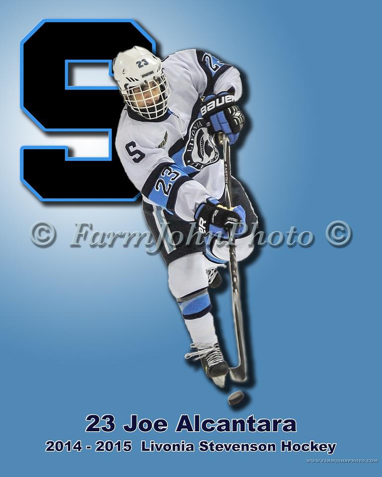 8x10 23 Joe Alcantara Proof 2