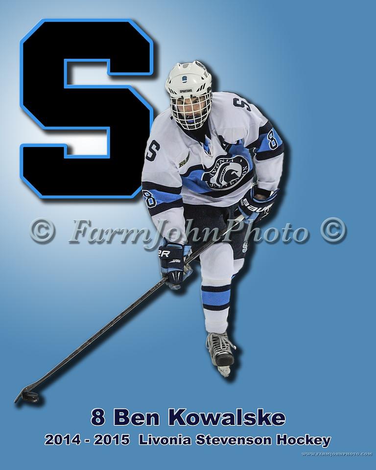8x10 8 Ben Kowalske Proof 2