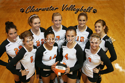 JV Volleyball 2010-11 logo