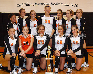 2nd place CIT 2010 1