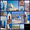 Santorini, Mikonos, Rhodes, Athens, Greece