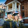 Randy & Lezlie SWOSU Grads 2012-
