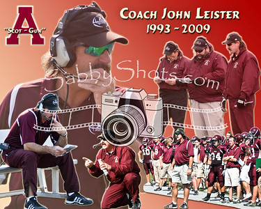 Coach Leister