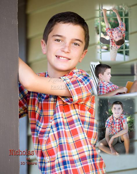 Nicholas Jett at 10 Years~2016