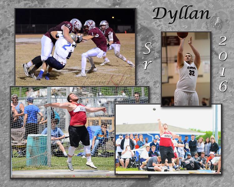 Dyllan Haworth~Sports
