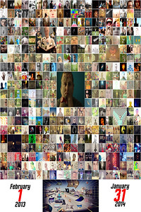 365: Year 2 - Collage