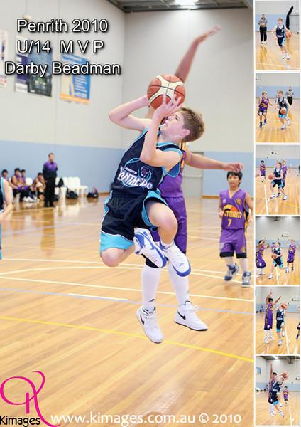 Darby Beadman 6 WT