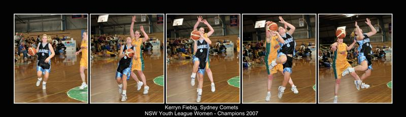 NSW Bball Senior Finals W/E 2007