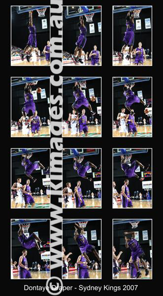 Dontaye Draper Dunk -8 (Medium)