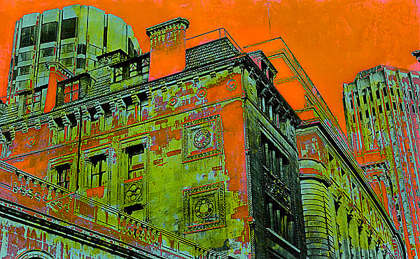 03  'Bank of England', 1995, 24x15cm
