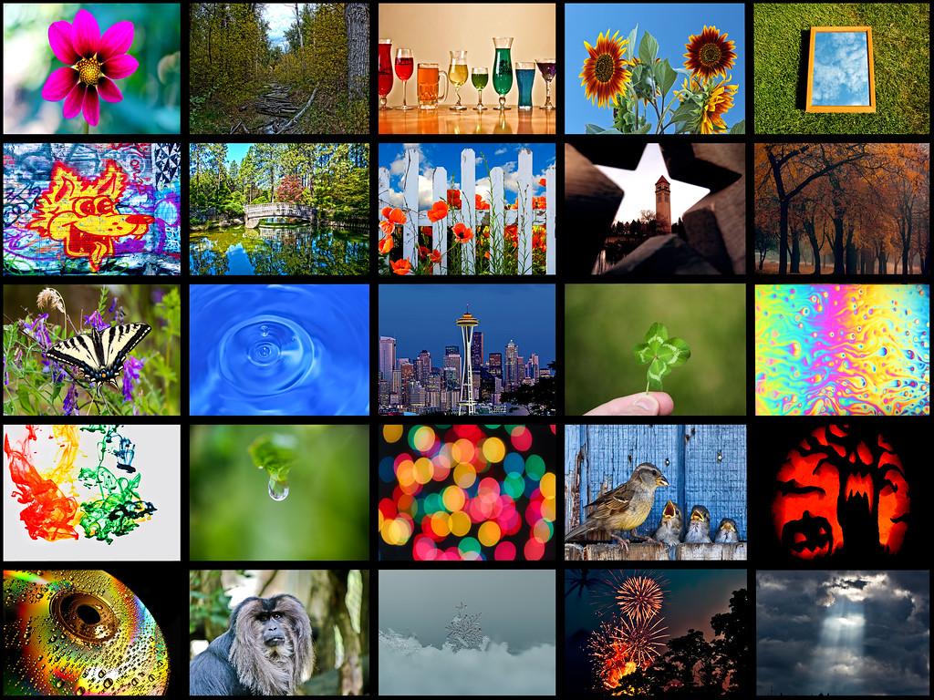 2012 Best Collage