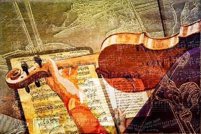 violin study 5