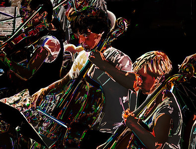 surrealist strings