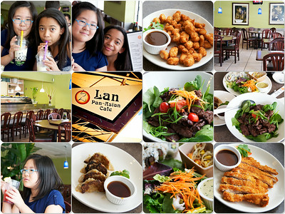 Lan Pan Collage