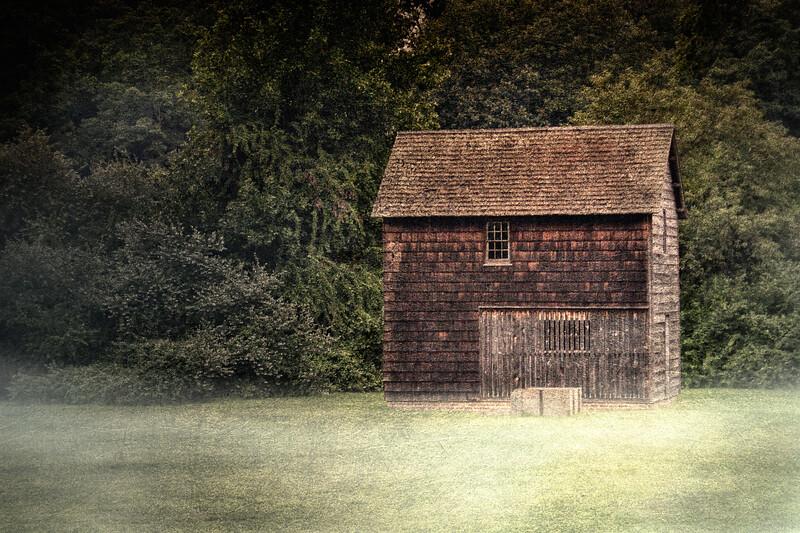 Barn, Old Bethpage Village, Long Island, Nassau County, New York