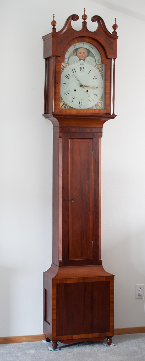 Unsigned Kentucky Tallcase