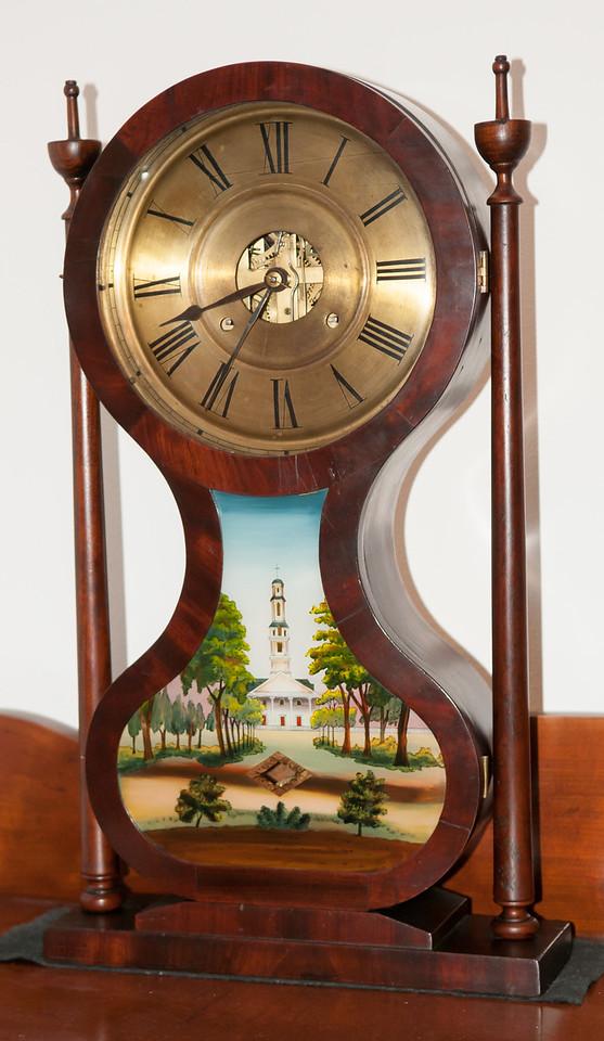 "Joseph Ives ""Hour Glass"""